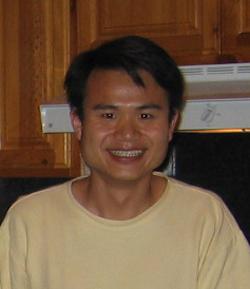 A profile photo of Eric Yen.