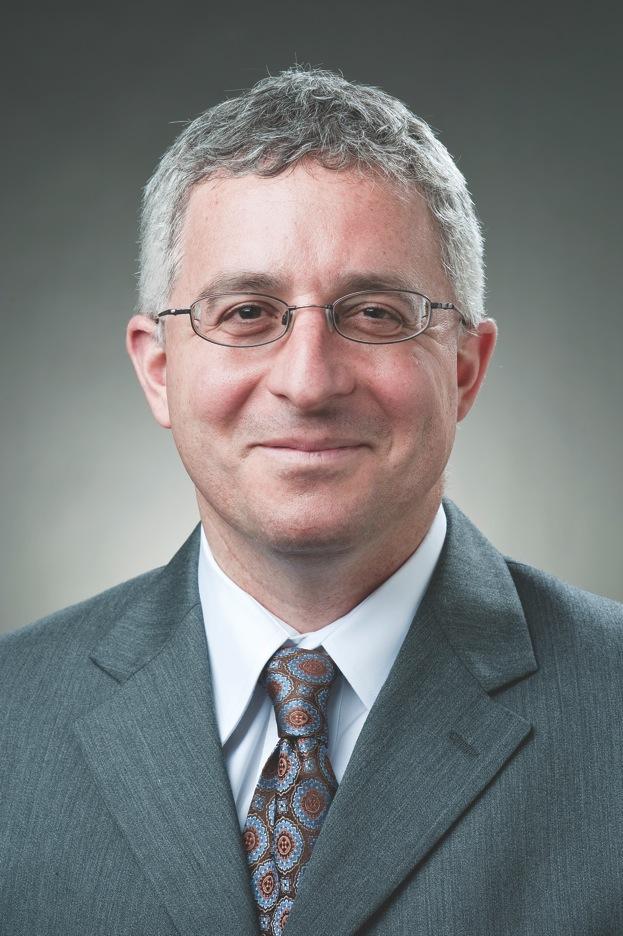 A profile photo of Irwin Goldman.