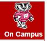 Badger on Campus logo.