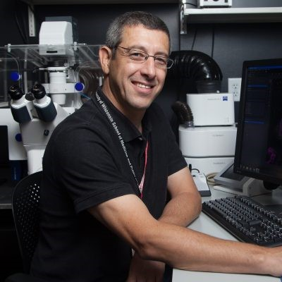 A picture of Barak Blum.